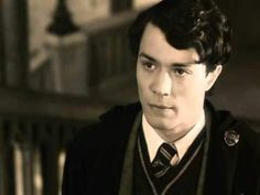 Chamber of Secrets-Tom Riddle Harry Potter Gif, Harry Potter Characters, James Potter, Fictional Characters, Slytherin, Young Tom Riddle, Christian Peter, Chamber Of Secrets, Lord Voldemort