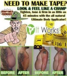 it works body wraps before and after!! Call/text 509-828-8871 and visit my website jordanlai.myitworks.com