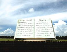 The Lords Prayer   - LewLee MaC Photography    - Mobile, AL Thy Kingdom Come, Forgiveness, Letter Board, Prayers, Mac, Heaven, Lord, Names, Earth
