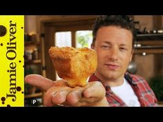 How to make Yorkshire puddings: Jamie Oliver How to make the perfect Yorkshire puddings to go with your Sunday roast! What type of flour? Should the batter be refrigerated? Can you make ahead? All your questions answered! Yorkshire Pudding Jamie Oliver, Gordon Ramsay Yorkshire Pudding, Easy Yorkshire Pudding Recipe, How To Make Yorkshire Pudding, Egg Recipes, Great Recipes, Cooking Recipes, Favorite Recipes, Zuchinni Recipes