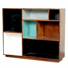 7 Compartment Cool Open Cabinet