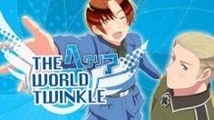 Japanese 'Hetalia: The World Twinkle' Anime DVD Release Promotes CD Bonus | The Fandom Post