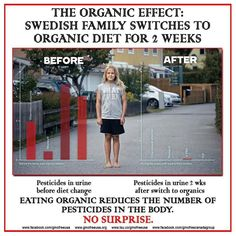 the pesticides on their own are terribly harmful, on top of their negative effects when combined with one another. hopefully this wakes some people up. Choose organic.