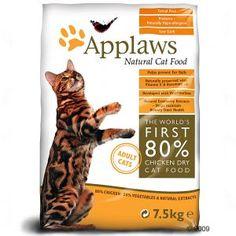 Kissan kuivaruokaa! Mielellään viljatonta, tässä vain esimerkkinä viljattomista toi Applaws. Voi olla vaikka PrimaCatia tai Sanabelleakin. Dry Cat Food, Cat Behavior, Cat Facts, Sphynx, Cat Health, Maine Coon, Kittens Cutest, Dog Food Recipes, Pets