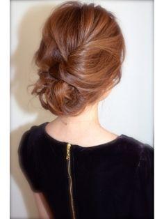 ドッツ Dots Hair&Make|ヘアスタイル:☆Dots.☆アップNO.31|ホットペッパービューティー