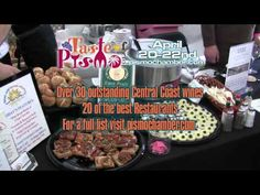 Pismo Beach, California Chamber of Commerce presents a Taste Of Pismo: Music, Wine, Food & Fun!