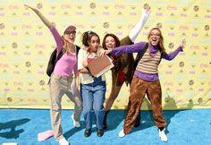 Pin for Later: Le Soleil — et les Stars — Étaient de Sortie Pour les Teen Choice Awards! Little Mix