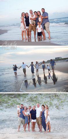 Topsail Beach Summer Family Photos - Photography by Angela Piccinin - Wilmington NC Wedding and Portrait Photographer