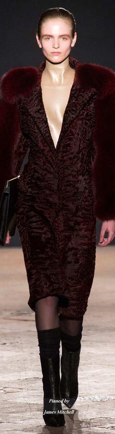 Francesco Scognamiglio Collection  Fall 2014 Ready-to-Wear