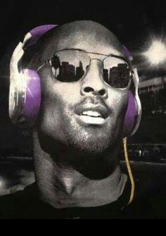 Kobe In The Zone