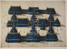 Said to be for Henry VIII at the Field of the Cloth of Gold in 1520