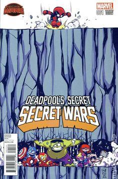 Deadpool's Secret Secret Wars (2015) 1D