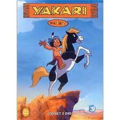 yakari - Bing images