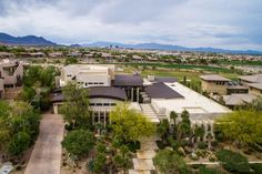 28 Painted Feather Way, Las Vegas NV 89135  Price : $ 8,450,000   Community : The Ridges  Bedrooms : 5   Bathrooms : 8  Square Footage : 9,873   Lot Size : .67 acres  Garage: 4   Year Built : 2009  #Luxury #LasVegas #RealEstate