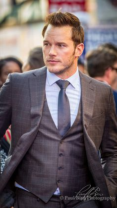 "I don't usually keep the original Pin text, but this was just too good. My current crush: ""Chris Pratt, you can guard my galaxy."""