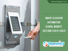 Smart Elevator Automation - Global Market Outlook (2015-2022) For More Info: http://goo.gl/MTbUjt #smartelevatorautomation #marketresearchreports
