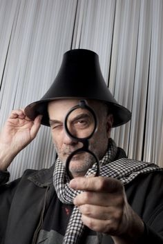 Interview with multidisciplinary designer Ron Arad