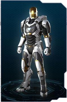 Iron Man - Starboost Armor