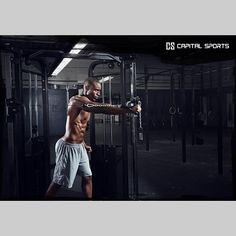 Wir starten fit in die neue Woche: Heute mit einer Übung an unserem Xtrakter.  #CAPITALSPORTS #motivation #sports #muscles #cantstopwontstop #pushyourlimits# nolimits #competition #beastmode #gym #body #health #fitness #nopainnogain #crossfit #berlin #pump #Power #workout #monday