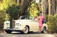 Rolls-Royce Silver Cloud III Cabriolet and a Birkin. Done.