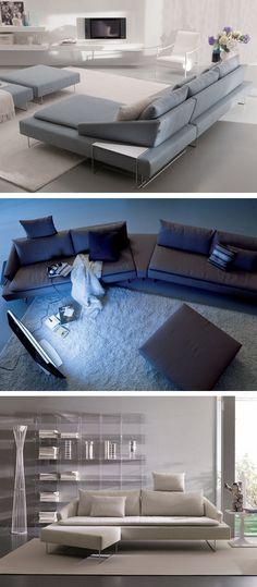 ITACA #sofa By @bontempidesign