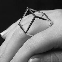 Anel cubo