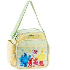 Sesame Street - Mini Diaper Bag - Walmart.com