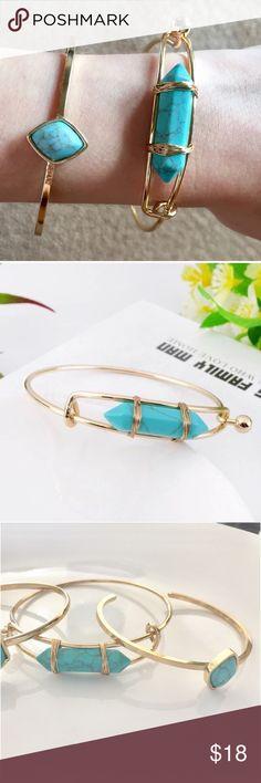 Set of 2 fashion bracelets ❤️ NWOT retail Set of 2 fashion bracelets ❤️ NWOT retail Jewelry Bracelets