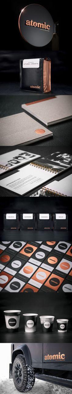 Atomic Coffee. Exquisite craftsmanship.