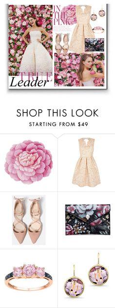 """""""Senza titolo #176"""" by tulipano89 on Polyvore featuring moda, La Vie en Rose, Ballard Designs, Yumi, Alexander McQueen e Anne Sisteron"""