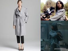 scandal-fashion-max-mara-eliana-gray-belted-shawl-coat-olivia-pope-302-guess-who-s-coming-to-dinner