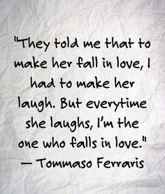 Make her fall in love