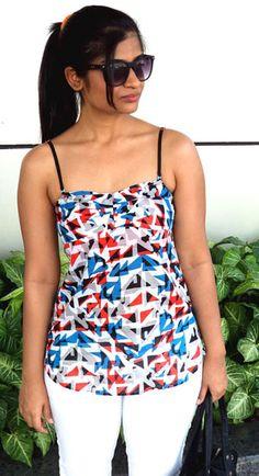 Treasure Trunk Clothing Review #review #clothes #woman #girl #colourful #fashion #style #fashionblog #india #mumbai