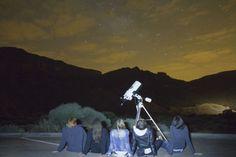 Sterneschauen im Nationalpark - ein nettes Vergnügen. Foto: Miguel Angel Lava, Spain, Birds, Mountains, Miguel Angel, Painting, Pictures, Volcanoes, Teneriffe