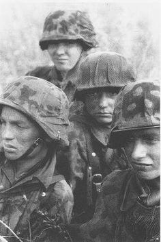 Grenadiere von der Waffen SS