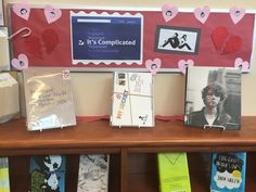 It's Complicated (Feb. 2015) - for those anti-romance high school readers!