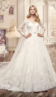 nicole-spose-NIAB16073-Nicole-moda-sposa-2016-102 - Belle The Magazine