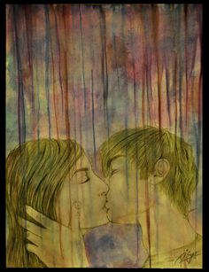Kiss by Risa087.deviantart.com on @deviantART