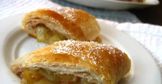"""Home Cooking In Montana: Zucchini Mock """"Apple"""" Pie Filling. and Zucchini Mock """"Apple"""" Strudel Phyllo Recipes, Cooking Recipes, Strudel Recipes, Apple Strudel, Apple Pie, Apple Recipes, Sweet Recipes, Squash Zucchini Recipes, Zucchini Cobbler"""