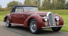 1947 Talbot-Lago T26 Record Cabriolet
