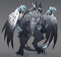 """Dark Dragon Form- """"Power Absolute"""" (colors are off, but appearance most accurate) Fantasy Dragon, Dragon Art, Fantasy Art, Fantasy Monster, Monster Art, Creature Concept Art, Creature Design, Creature Drawings, Animal Drawings"""