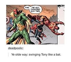 Yes! I wanna see this happen in the MCU Infinity Wars XD
