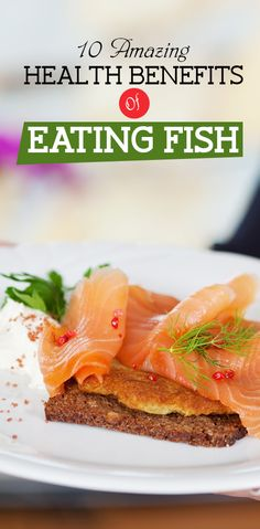 1000 images about healthy food tips on pinterest for Health benefits of fish