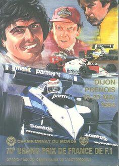 French Grand Prix 1984 (Dijon Prenois)