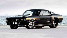 Custom '67 Ford Mustang !!! Follow us for daily photos and videos !!! http://www.musclecardefinition.com/ - mike colonel - Google+