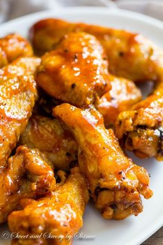 Sticky, messy, and absolutely irresistible, these Jamaican jerk chicken wings are baked to crisp perfection and tossed in your favorite jerk sauce. Jamaican Cuisine, Jamaican Dishes, Jamaican Recipes, Jamacian Food, Jerk Chicken Wings, Caribbean Recipes, Caribbean Food, Island Food, Chicken Wing Recipes