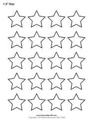 Small  Point Star Stencil  Christmas Ideas    Star