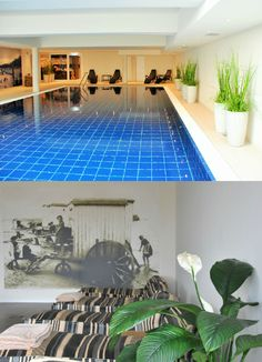 Lifestyle meets warm atmosphere - SeeHuus impresses not only with its high-quality equipment, but also with its fantastic location directly on the sea. Ocean Colors, Colours, Design Hotel, Baltic Sea, Spa, Wellness, Warm, Beach, Outdoor Decor
