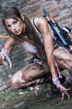 Tomb Raider 9 - Escape by FuinurCroft on DeviantArt