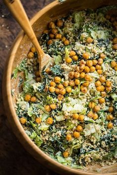 Crowd-Pleasing Vegan Caesar Salad
